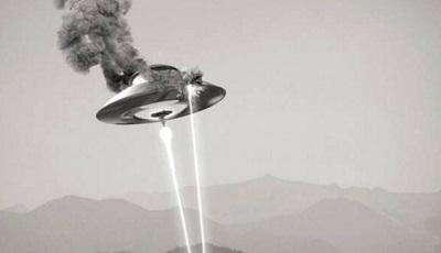 ВВС Индии якобы сбили НЛО