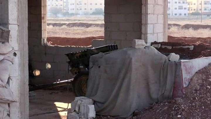 Сирийские войска начали штурм Османа