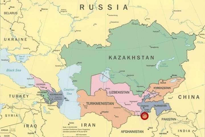 Таджикистан: метастазы ИГИЛ вблизи российской военной базы