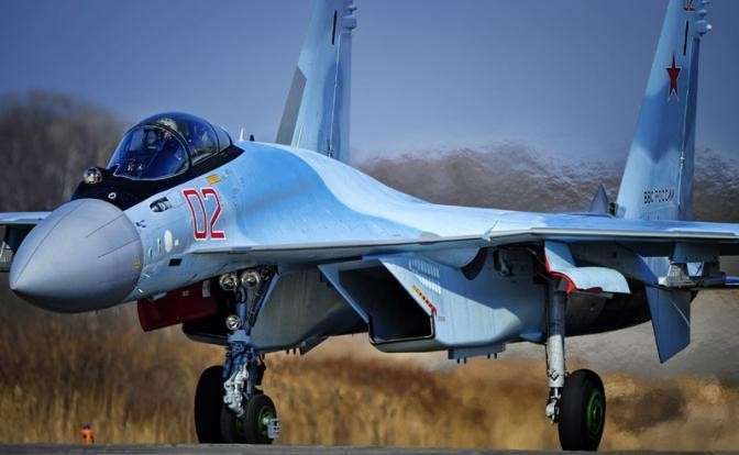 Су-35С в небе Сирии: боевые возможности