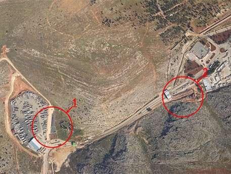 Турция перебрасывает боевиков и оружие в Сирию через свой КПП на границе
