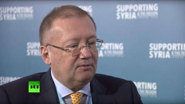 Чтобы помочь Сирии, надо работать с законными властями