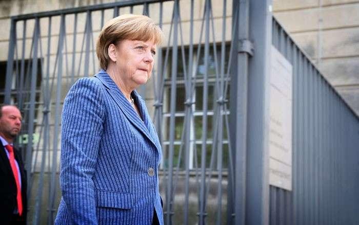 Блиц-криг фрау Меркель. Канцлер Германии грозит России новыми санкциями