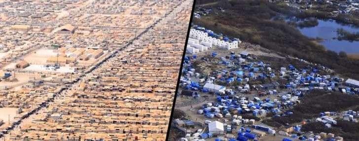 В Иордании лагеря для беженцев разрастаются до масштабов городов