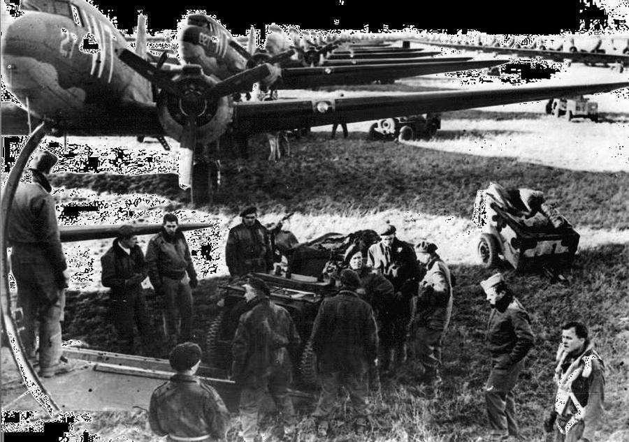 Германия была бы разбита и без вмешательства союзников