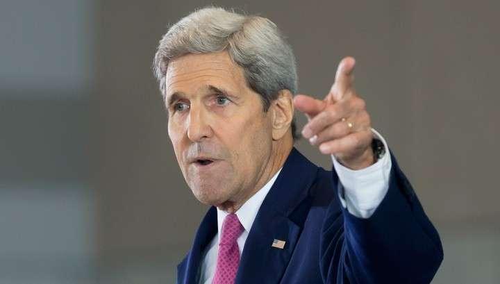 Джон Керри опять публично врёт и не краснеет