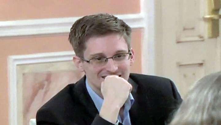 Спецслужбы США собирались похитить Сноудена в Дании