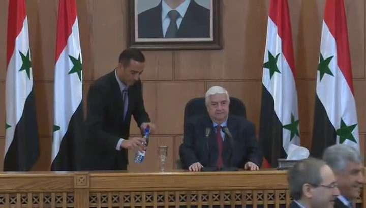 Дамаск отправит всех интервентов домой в гробах