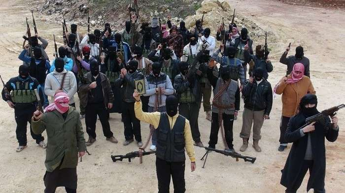 «Помощь Запада», или Почему в Сирии до сих пор война