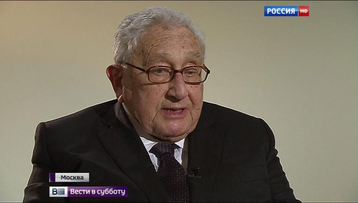 Генри Киссинджер: Америке нужен советник, знающий и понимающий Россию