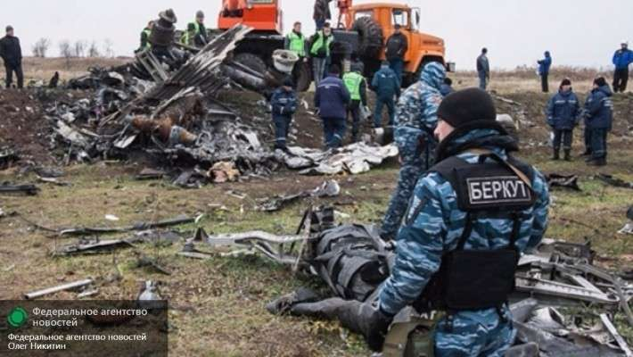 Голландия перестала шантажировать Россию трибуналом по сбитому США Боингу MH17