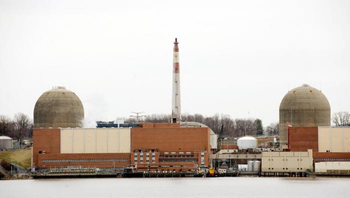 В пригороде Нью-Йорка произошла утечка радиоактивной воды