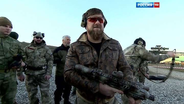Рамзан Кадыров: ваххабитов тренируют натовские инструкторы