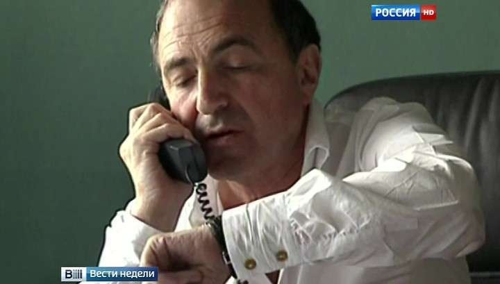 Березовский считал Навального клоуном и вождём в коротких штанишках
