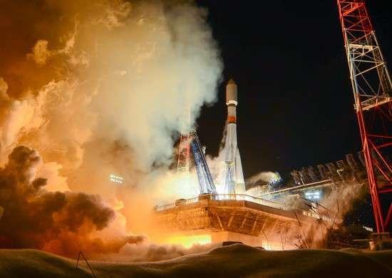 Спутник «Глонасс-М», отправленный на «Союзе-2.1б», вышел на орбиту
