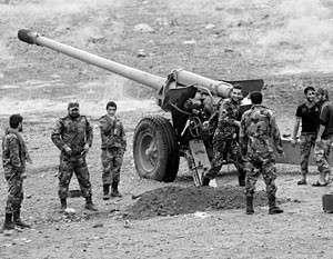 Российские ВКС нанесли на участке наступления правительственных войск беспрецедентное количество ударов