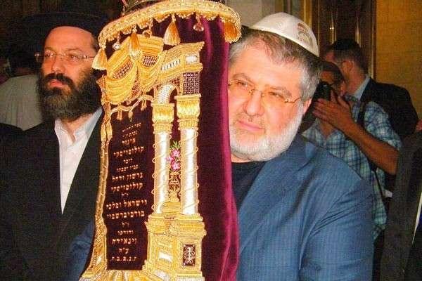 Фашистского губернатора Коломойского хотят лишить израильского гражданства