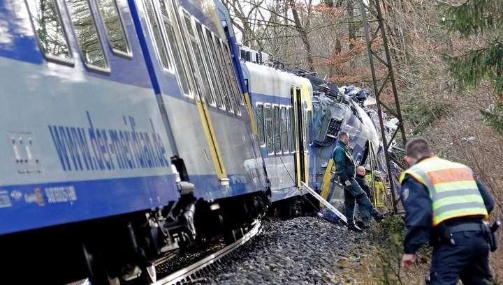 Катастрофа в Германии: число жертв и пострадавших неуклонно растёт