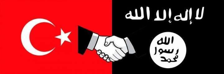 Как Турция поддерживает террористов в Сирии. Официальное письмо МВД Турецкой Республики
