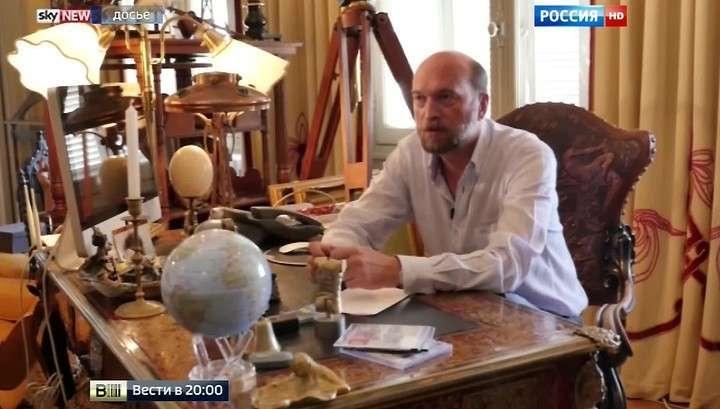 Российский олигарх Сергей Пугачёв бежал от суда из Лондона в Париж