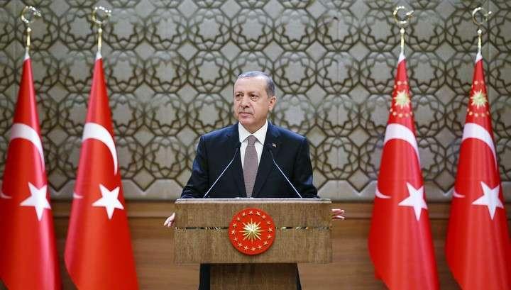 Эрдоган начал угрожать Европе