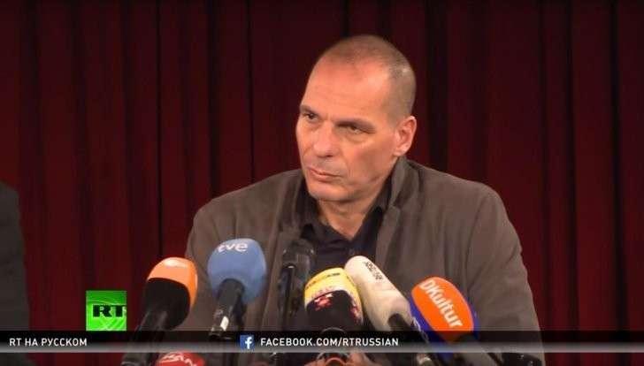 Варуфакис спешит на помощь Европе: греческий политик создал новое движение