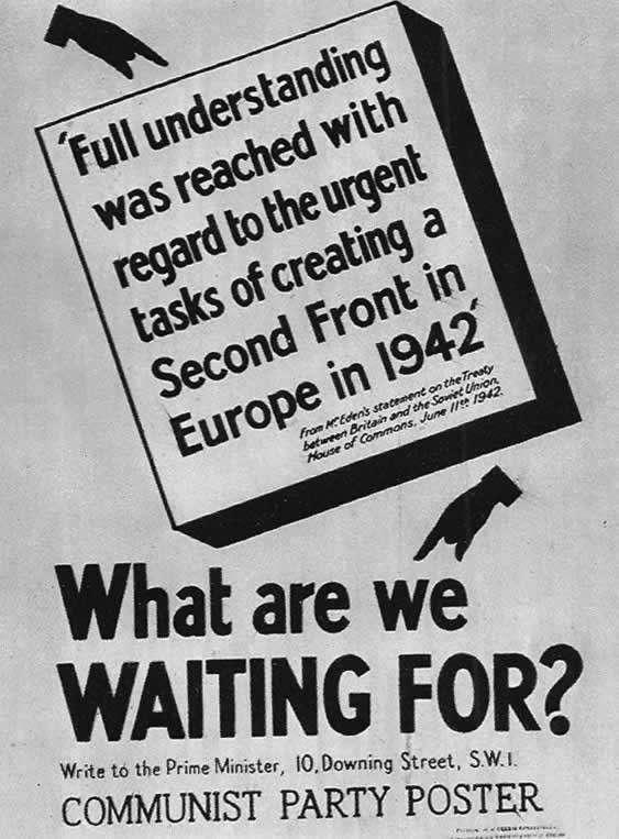 Как западные союзнички делали всё для массового уничтожения советских людей в борьбе с Гитлером