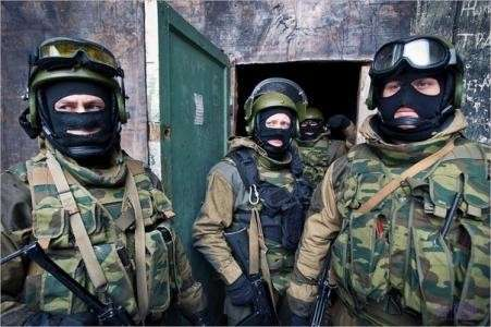 Ни один телеканал в России не сообщил о победе российского спецназа в США
