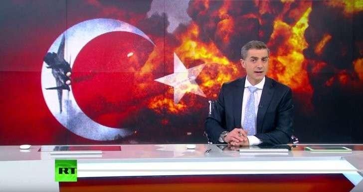 Турция вновь подливает масло в огонь сирийского кризиса