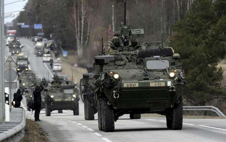 Такого количества войск у границ России не было со времён Гитлера
