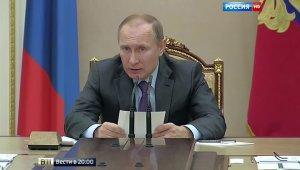 Президент России Владимир Путин уволил 10 генералов-силовиков