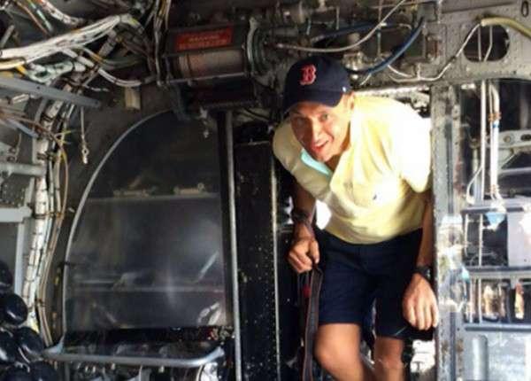 Дважды герой: капитан загоревшегося «боинга» недавно спас свою семью из пожара