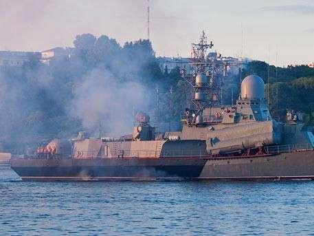 В Крыму усилена концентрация войск