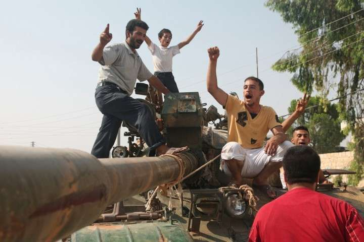 Битва за Алеппо: решающий бой сирийской войны