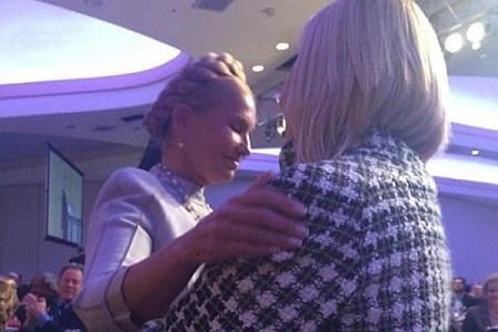 Юля в лоб, так Юля в лоб. Собачьи свадьбы украинских политиков