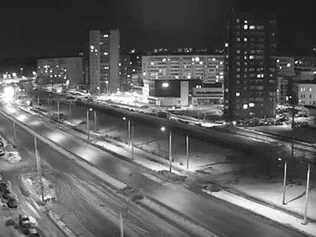 Таинственную вспышку зафиксировали камеры в небе над Петрозаводском