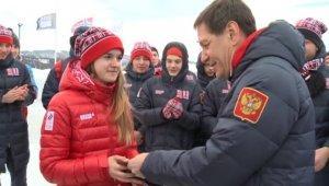 Зимние олимпийские игры для детей стартовали в Лиллехаммере