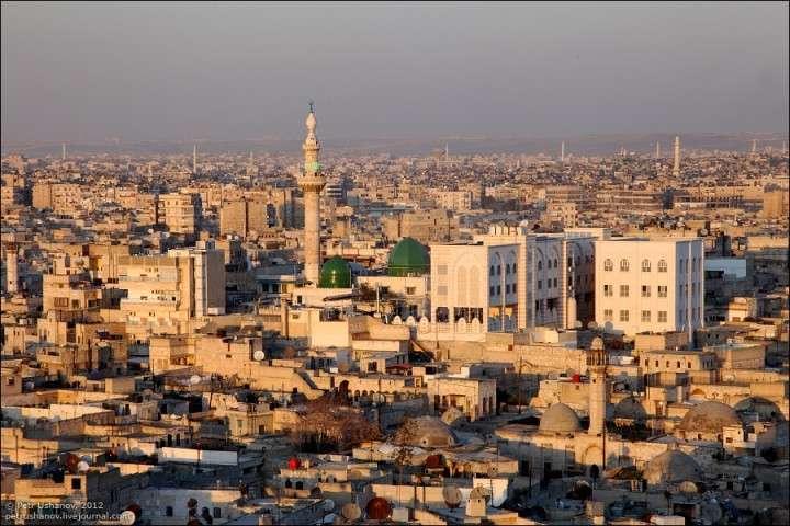 Падение Алеппо разворачивает Ближний Восток к России