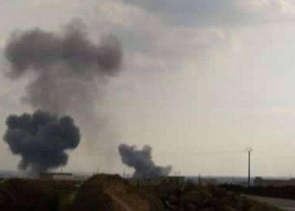 Турция обстреляла ракетами курдов, теснящих террористов в Сирии
