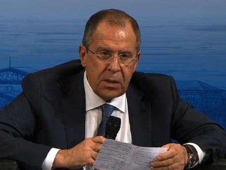 Серей Лавров уличил Керри в пустословии по Сирии