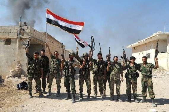 Схлестнуться с русскими войсками в Сирии особо никто не стремится