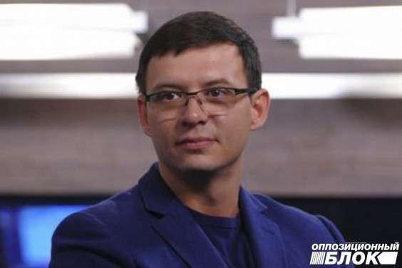 На Украине начали раскручивать Евгения Мураева