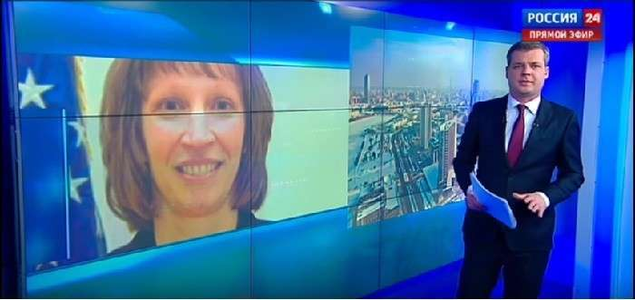 Дипломат Линн Трейси передвигалась по Екатеринбургу инкогнито