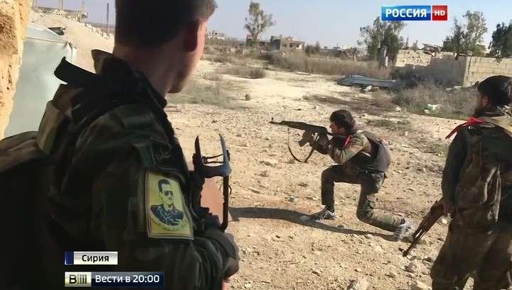 Сирийская армия при поддержке курдской самообороны близка к победе в Алеппо