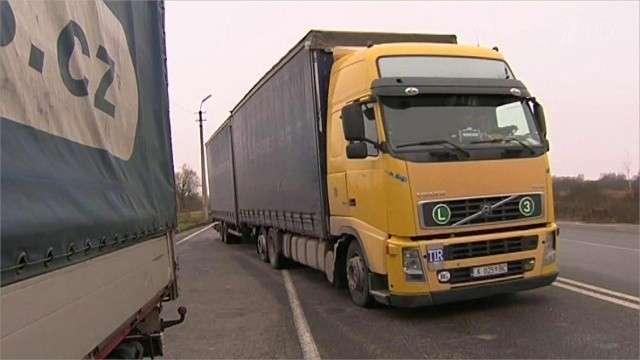 Россия может ограничить передвижение по своей территории всех видов транспорта с Украины