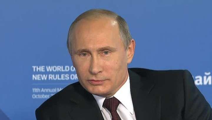 Самая популярная фамилия предвыборной гонки в США – Путин