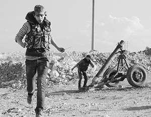 Турки сделали по сирийской территории уже более 100 залпов