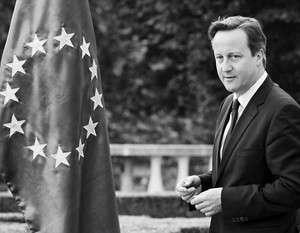 Пока Кэмерон пытается предложить ЕС компромисс, но к компромиссам уже не готовы даже его однопартийцы