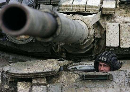 В войсках ЮВО начинаются масштабные полевые выходы