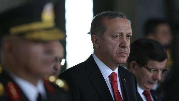 Трусость Эрдогана врожденная или приобретенная?
